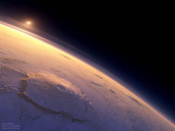 Μια κοντινή ματιά στον πλανήτη Άρη (7)