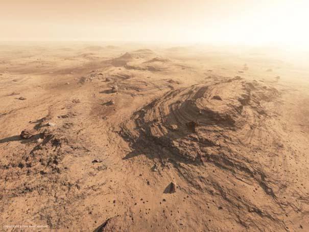 Μια κοντινή ματιά στον πλανήτη Άρη (5)