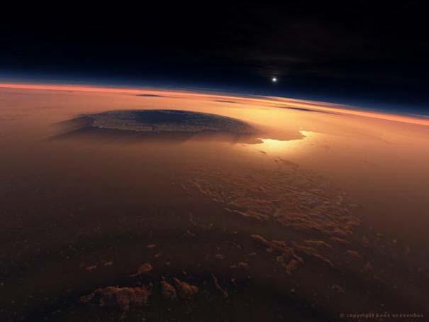 Μια κοντινή ματιά στον πλανήτη Άρη (6)