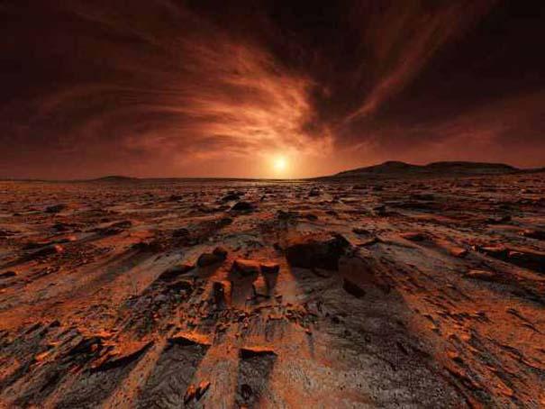 Μια κοντινή ματιά στον πλανήτη Άρη (4)