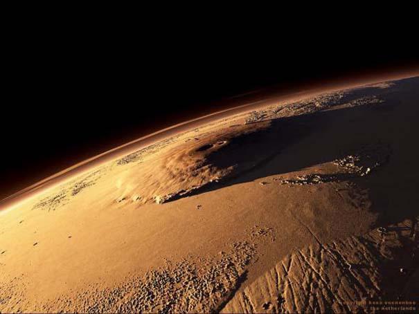 Μια κοντινή ματιά στον πλανήτη Άρη (2)