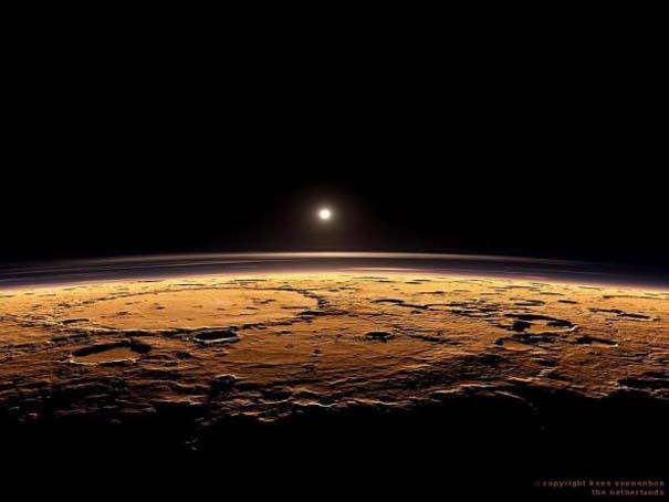 Μια κοντινή ματιά στον πλανήτη Άρη (9)