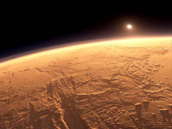 Μια κοντινή ματιά στον πλανήτη Άρη (10)