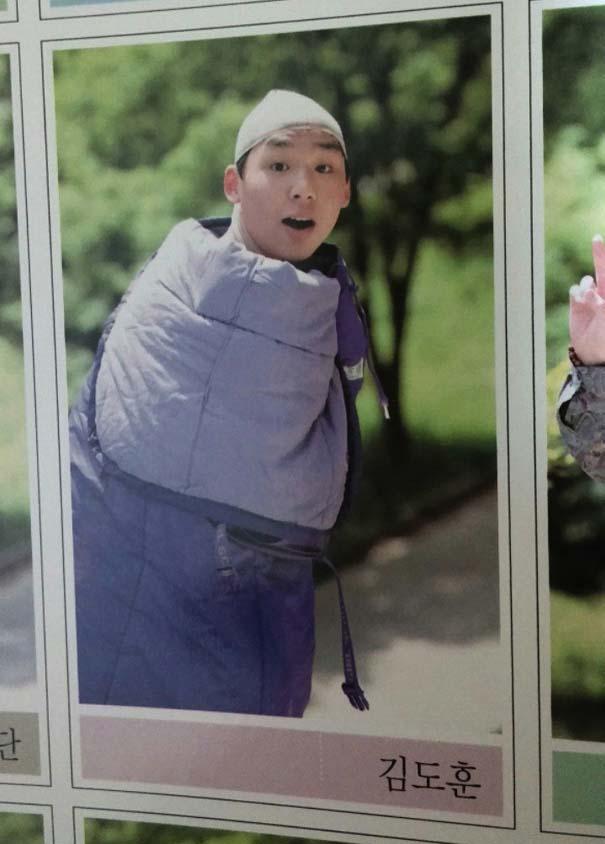 Το ξεκαρδιστικό λεύκωμα των μαθητών ενός σχολείου από την Κορέα (3)