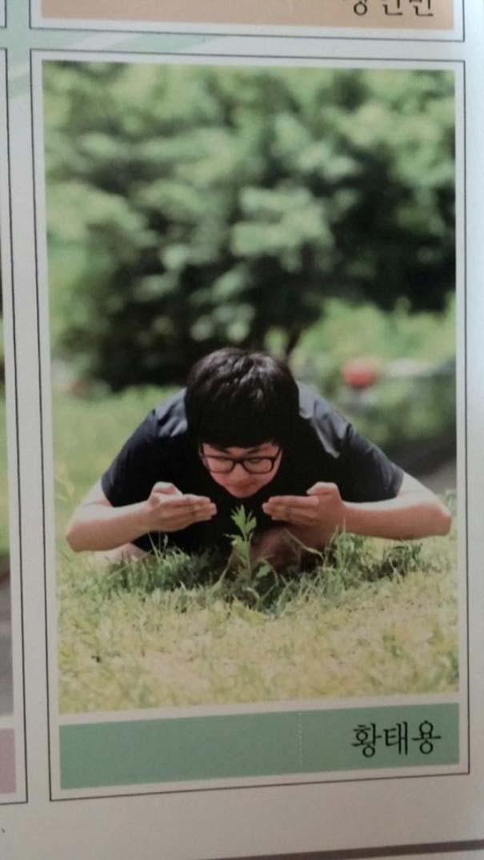 Το ξεκαρδιστικό λεύκωμα των μαθητών ενός σχολείου από την Κορέα (17)