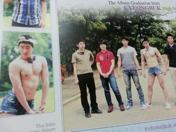 Το ξεκαρδιστικό λεύκωμα των μαθητών ενός σχολείου από την Κορέα (23)