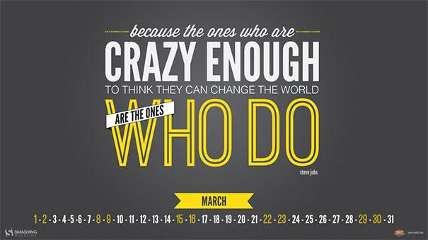 Wallpapers ημερολόγια Μαρτίου 2014 (2)