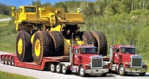 Τα μεγαλύτερα φορτηγά στον κόσμο (Video)