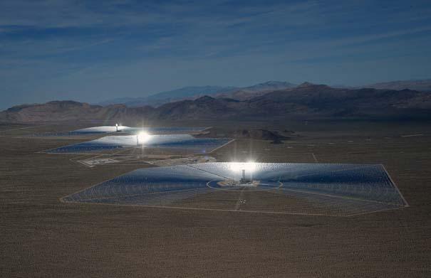 Ο μεγαλύτερος ηλιακός σταθμός παραγωγής ηλεκτρικής ενέργειας στον κόσμο (2)