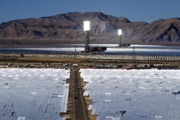 Ο μεγαλύτερος ηλιακός σταθμός παραγωγής ηλεκτρικής ενέργειας στον κόσμο (7)