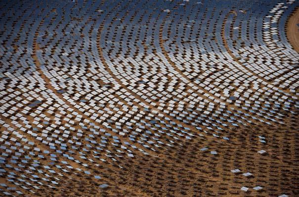 Ο μεγαλύτερος ηλιακός σταθμός παραγωγής ηλεκτρικής ενέργειας στον κόσμο (5)