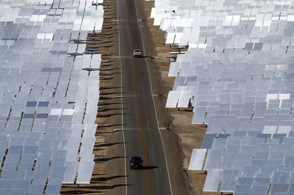 Ο μεγαλύτερος ηλιακός σταθμός παραγωγής ηλεκτρικής ενέργειας στον κόσμο (8)