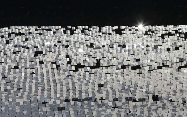 Ο μεγαλύτερος ηλιακός σταθμός παραγωγής ηλεκτρικής ενέργειας στον κόσμο (4)