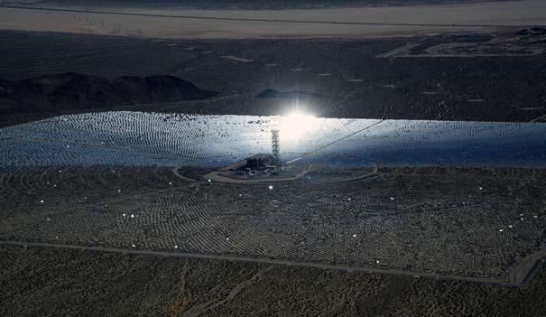 Ο μεγαλύτερος ηλιακός σταθμός παραγωγής ηλεκτρικής ενέργειας στον κόσμο (10)