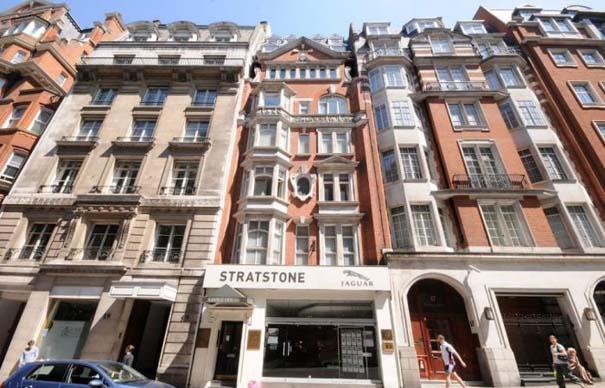 Ένα μικροσκοπικό διαμέρισμα 1,2 εκατ. ευρώ στο Λονδίνο (1)