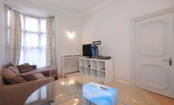 Ένα μικροσκοπικό διαμέρισμα 1,2 εκατ. ευρώ στο Λονδίνο (3)