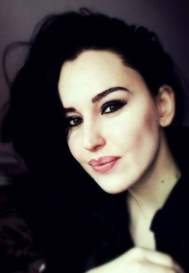 Η Monica Bellucci του Καζακστάν (4)