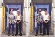 Νεαροί ανταλλάσσουν ρούχα με τους παππούδες τους