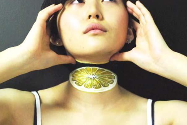 Οφθαλμαπάτες με body painting που τρελαίνουν το μυαλό (1)