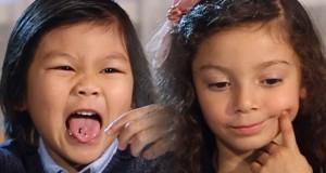 Παιδιά δοκιμάζουν ακριβά gourmet φαγητά (Video)