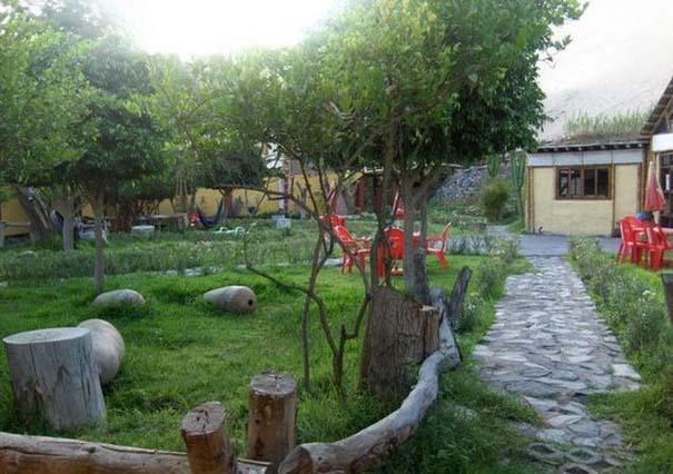 Ένα πανέμορφο χωριό - όαση στο Περού με πληθυσμό μόλις 115 κατοίκων (2)