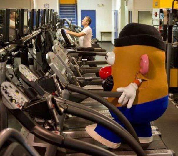 Παράξενες & αστείες στιγμές στο γυμναστήριο (2)