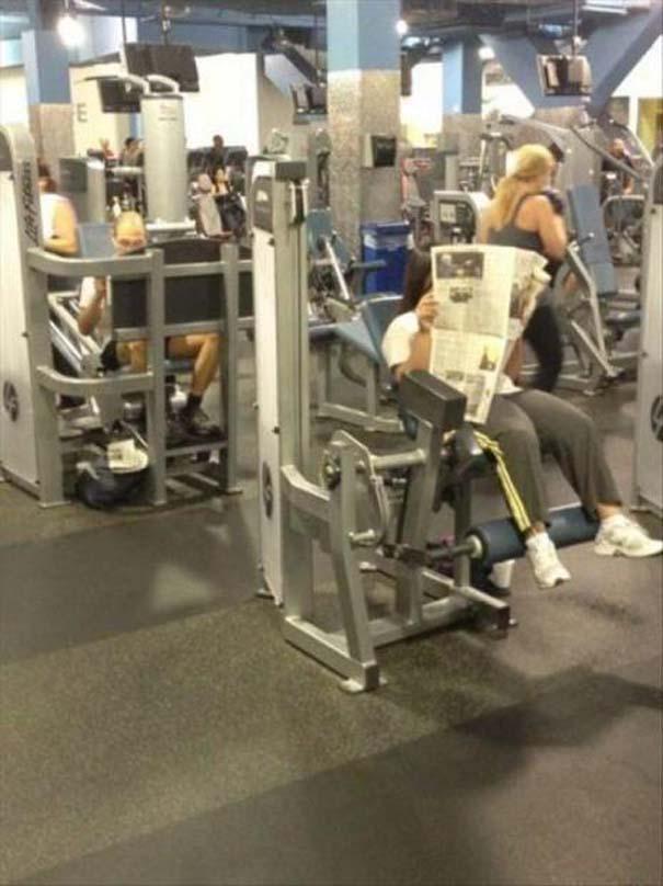 Παράξενες & αστείες στιγμές στο γυμναστήριο (13)