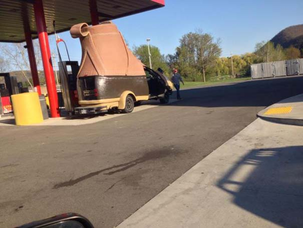 Περίεργες και ξεκαρδιστικές στιγμές σε βενζινάδικα (7)