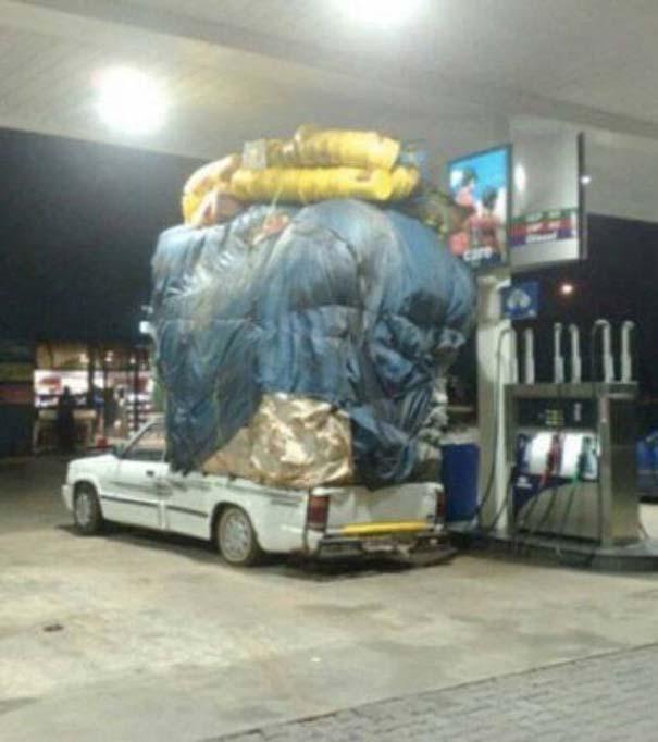 Περίεργες και ξεκαρδιστικές στιγμές σε βενζινάδικα (17)