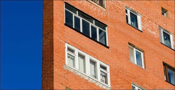 Περίεργη κι όμως αληθινή πολυκατοικία στη Ρωσία (2)