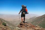 Περπατώντας από το Μεξικό ως τον Καναδά σε 6 λεπτά