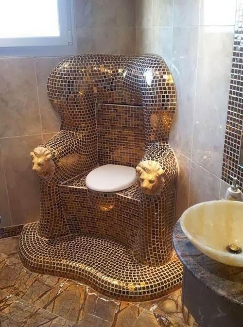 Ο χρυσός θρόνος | Φωτογραφία της ημέρας