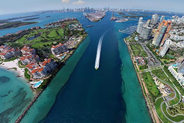 Καλωσήρθατε στο Miami   Φωτογραφία της ημέρας