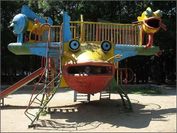 Οι πιο απίθανες παιδικές χαρές στον κόσμο (26)