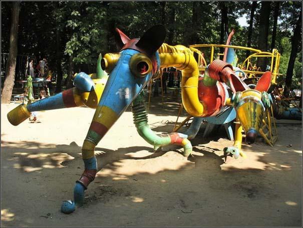 Οι πιο απίθανες παιδικές χαρές στον κόσμο (20)