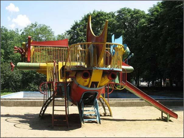 Οι πιο απίθανες παιδικές χαρές στον κόσμο (24)