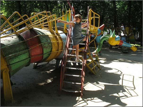 Οι πιο απίθανες παιδικές χαρές στον κόσμο (22)