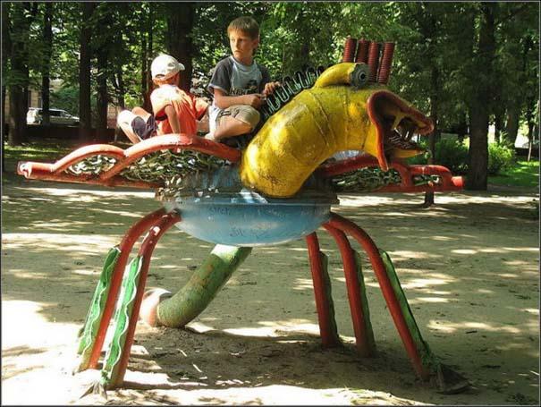 Οι πιο απίθανες παιδικές χαρές στον κόσμο (23)