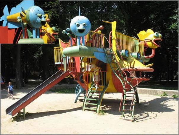 Οι πιο απίθανες παιδικές χαρές στον κόσμο (25)