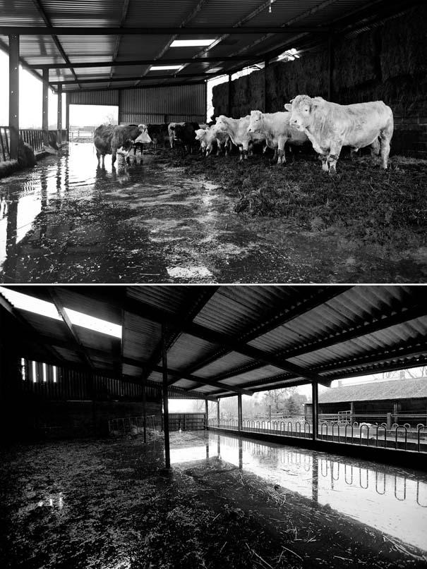 Πριν και μετά τις φονικές πλημμύρες στη Βρετανία (24)