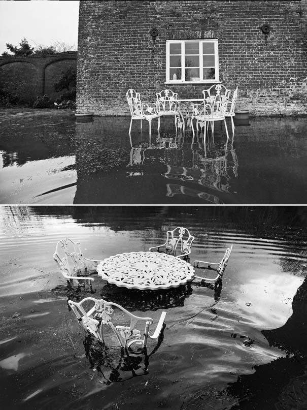 Πριν και μετά τις φονικές πλημμύρες στη Βρετανία (25)