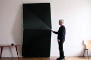 Πρωτότυπη πόρτα που διπλώνει