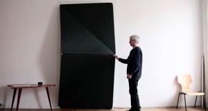 Πρωτότυπη πόρτα που διπλώνει (Videos)