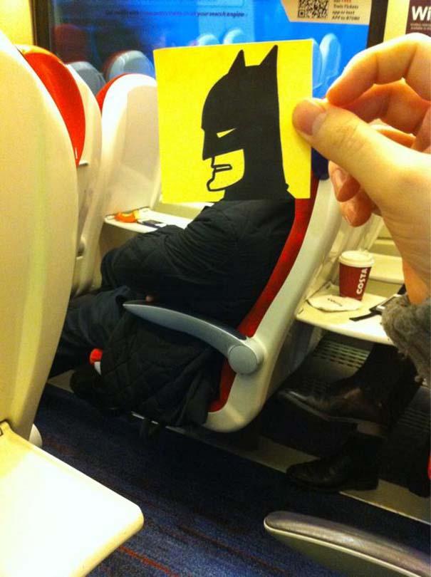 Σκιτσογράφος βρήκε έναν πολύ δημιουργικό τρόπο για να περνάει η ώρα στο τρένο (6)