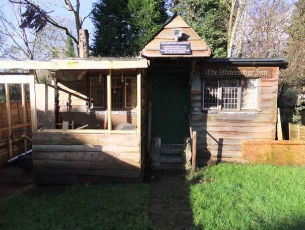 Σπίτι με ιδιωτική Pub (13)