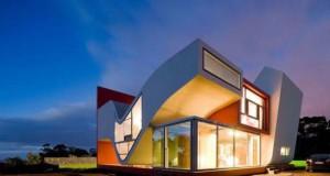 Σπίτια που μοιάζουν βγαλμένα από το μέλλον