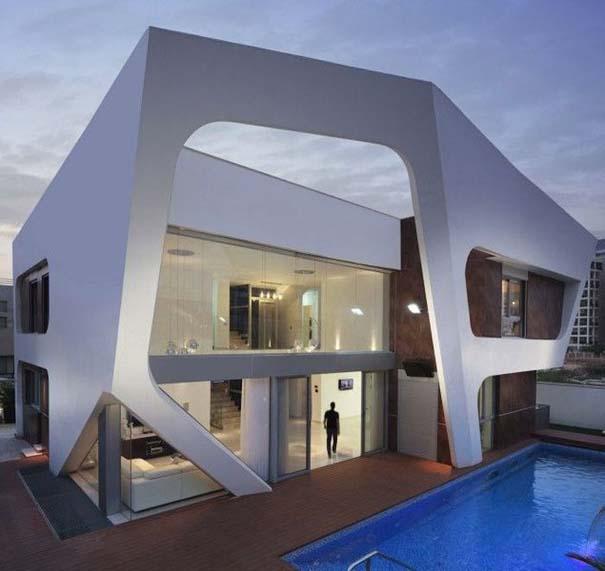 Σπίτια που μοιάζουν βγαλμένα από το μέλλον (30)