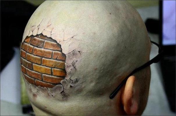Τατουάζ οφθαλμαπάτες που θα σας αφήσουν με το στόμα ανοιχτό (20)
