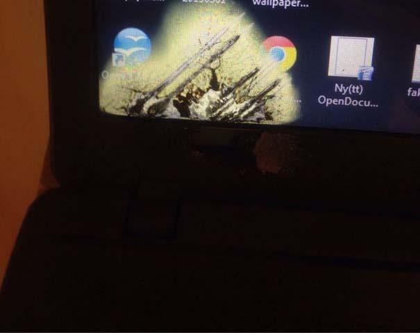 Τα χειρότερα που βλέπουν οι τεχνικοί Η/Υ και ηλεκτρονικών συσκευών (24)