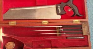 Χειρουργικά εργαλεία πολέμου από τον 19ο αιώνα